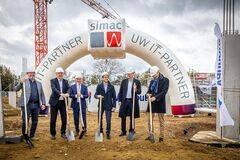 Simac ICT België start bouw nieuw hoofdkwartier in Haasrode Research Park